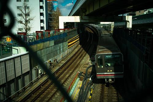大阪 中津から 大阪市営地下鉄