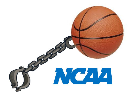 NCAA Claims Unpaid College Athletes Are Like Prison Labor