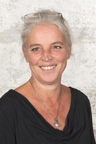 Marjel van der Elzen interne begeleider onderbouw