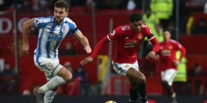Man United Yakin Marcus Rashford Siap Hadapi Newcastle