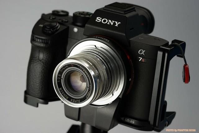 SUPER ROKKOR 50mm F2.8DSC08820