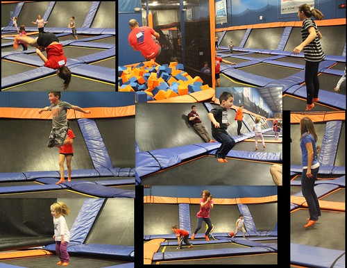 Jumping Conrads