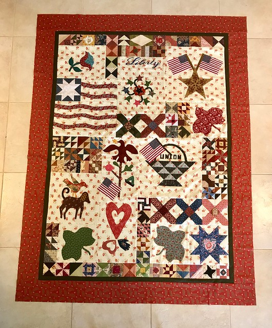 Flickriver: Most Interesting Photos From Civil War Quilts