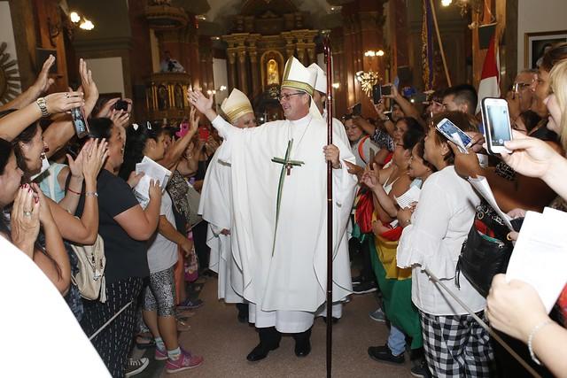 Ordenación episcopal de monseñor Jorge García Cuerva