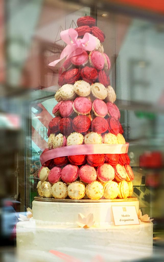 macaron tower01