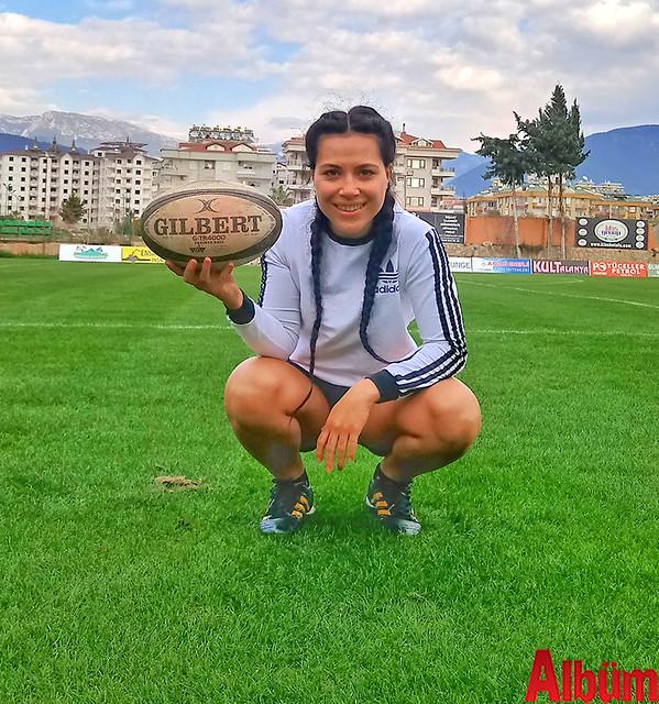 Akdeniz'in ilk ragbi kursu Alanya'da -2