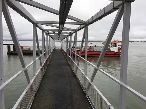 Hayling Island ferry slipway