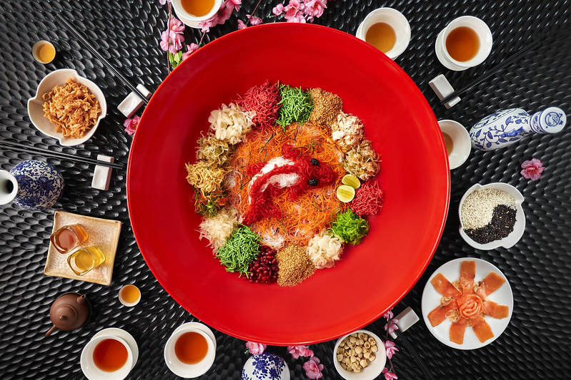 CNY2018_TheWestinKL_Specialty Yee Sang