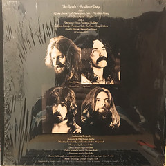 THE BYRDS:FARTHER ALONG(JACKET B)