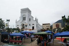 Market in Montecristi
