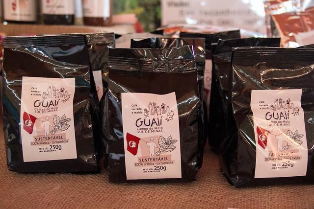 Café é produzido sem agrotóxicos ou sementes transgênicas - Créditos: Divulgação
