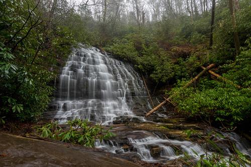 southcarolina waterfall fall water