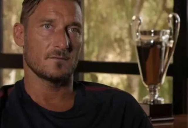 Francesco Totti Untung Dulu Saya Tolak Real Madrid