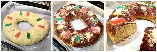 Receta casera Rosco de Reyes hygge healthy