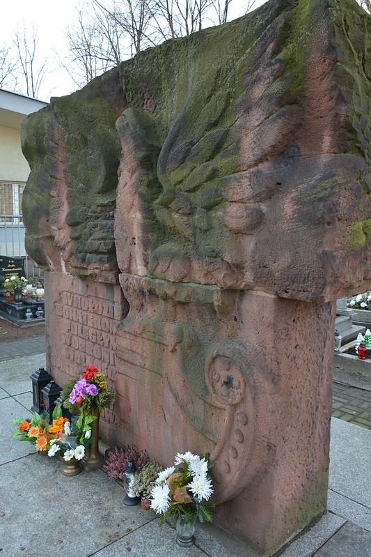 Martial Grave of Polish Soldiers - Grób Wojenny