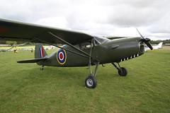 G-RGUS Fairchild UC-61K [1145] Popham 081017