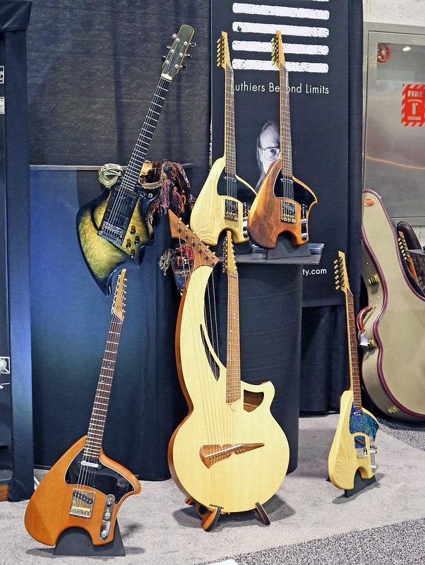 Luthiers Beyond Limits - Klein Guitars (1)