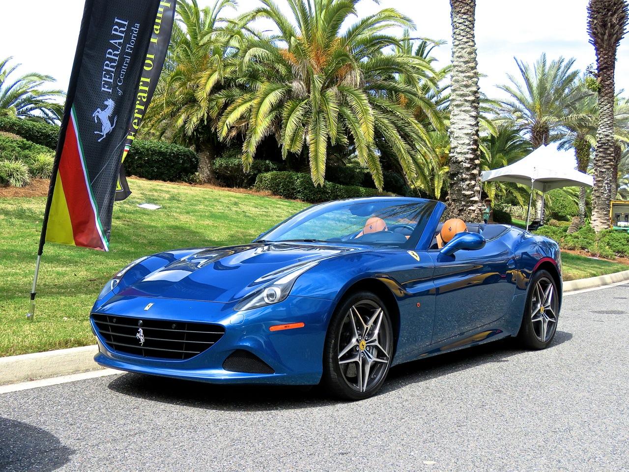 Ferrari California T Review 20