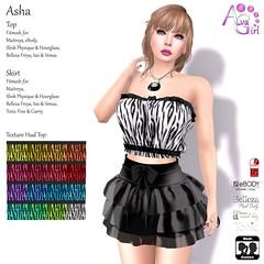 AvaGirl - Asha