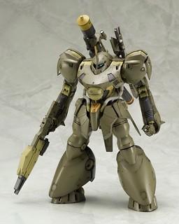 由「新川洋司」設計的第二彈機體!壽屋《FRAME ARMS 骨裝機兵》玄武(フレームアームズ 玄武)