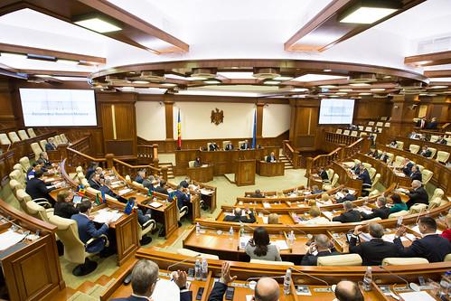 23.02.2018 Ședința Parlamentului Republicii Moldova