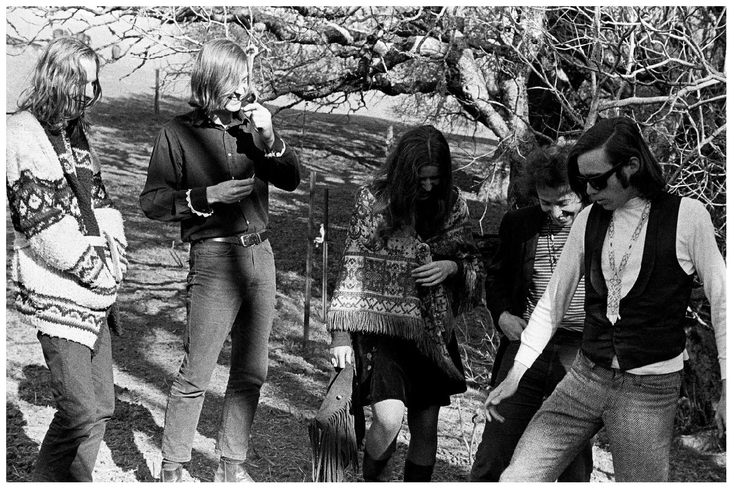 Janis Joplin with Big Brother and the Holding Company, circa 1967.