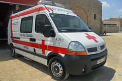 Cruz Roja Fraga