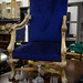 Throne chair E375