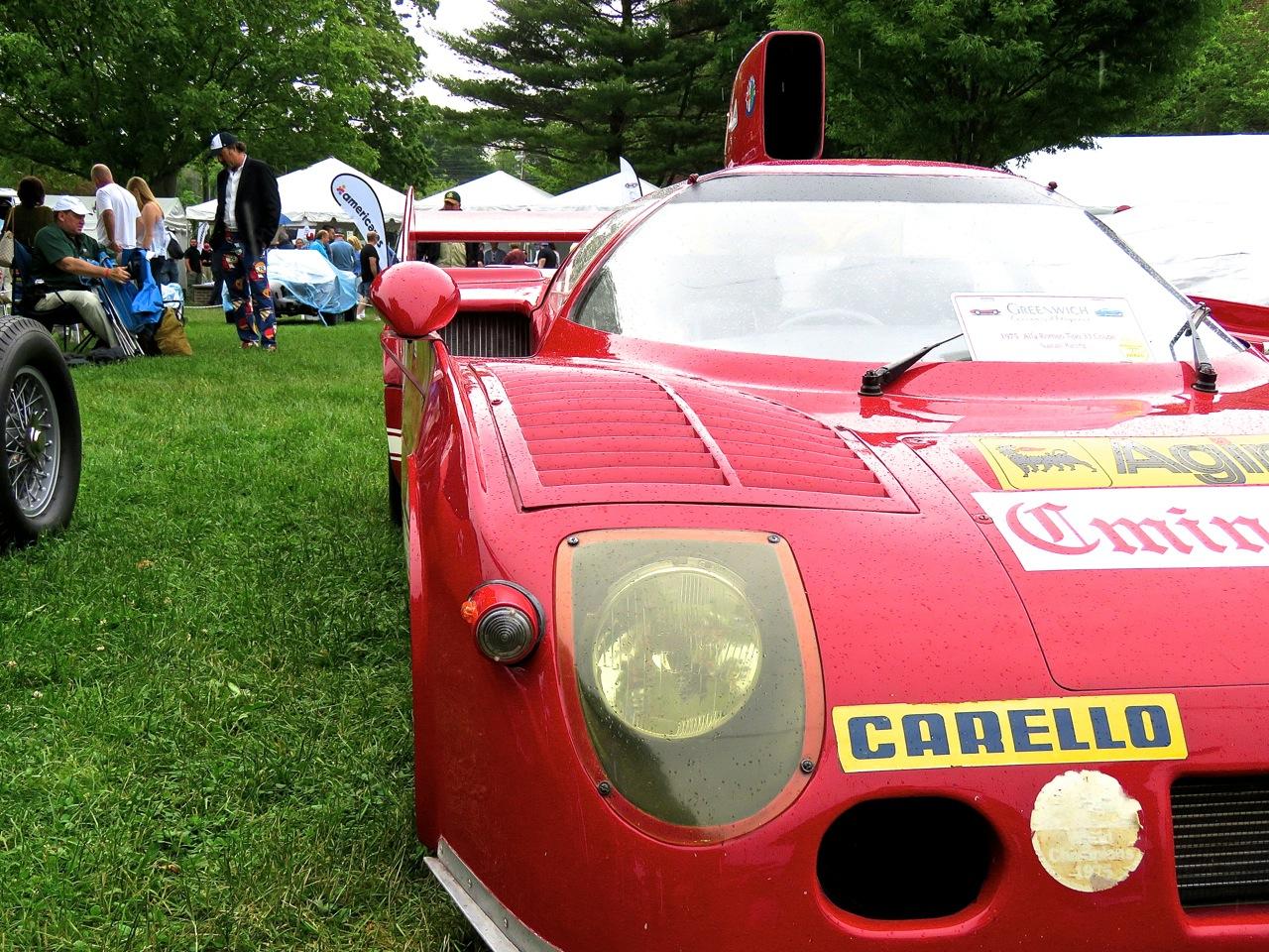 Alfa Romeo Tipo 33 Coupe Nastasi Racing 4