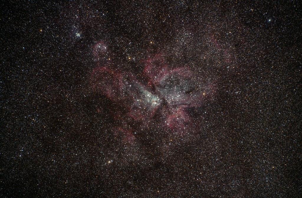 eta Car nebula