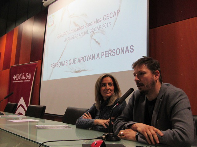 Asamblea Anual CECAP 2018 (2 de febrero de 2018)