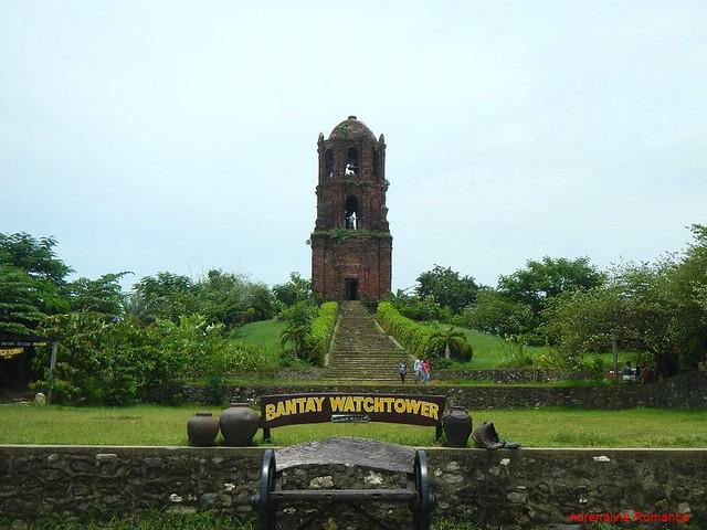 Bell Tower of Santuario de Nuestra Señora de Caridad