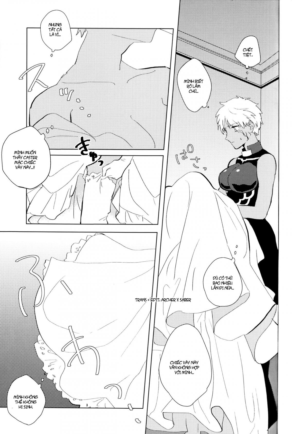 HentaiVN.net - Ảnh 12 - Seventh Heavens Story (Fate/Grand Order) - Oneshot