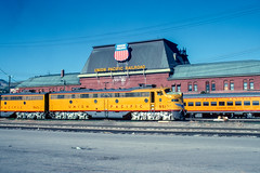 Union Pacific; Salt Lake City UT; 6/1997