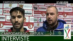 Campodarsego-Virtus V. del 07-02-18