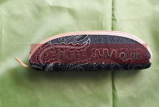 dompet lengkung panjang