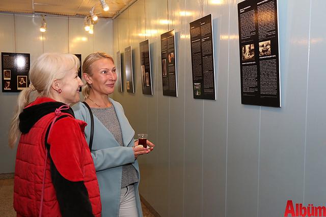 Antalya Büyükşehir Belediyesi Antalya Kültür Merkezi Rus Resim Sergisi -4