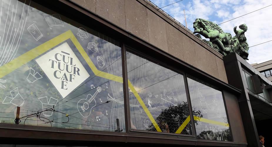 Doen in Oostende: Cultuurcafé De Grote Post | Mooistestedentrips.nl