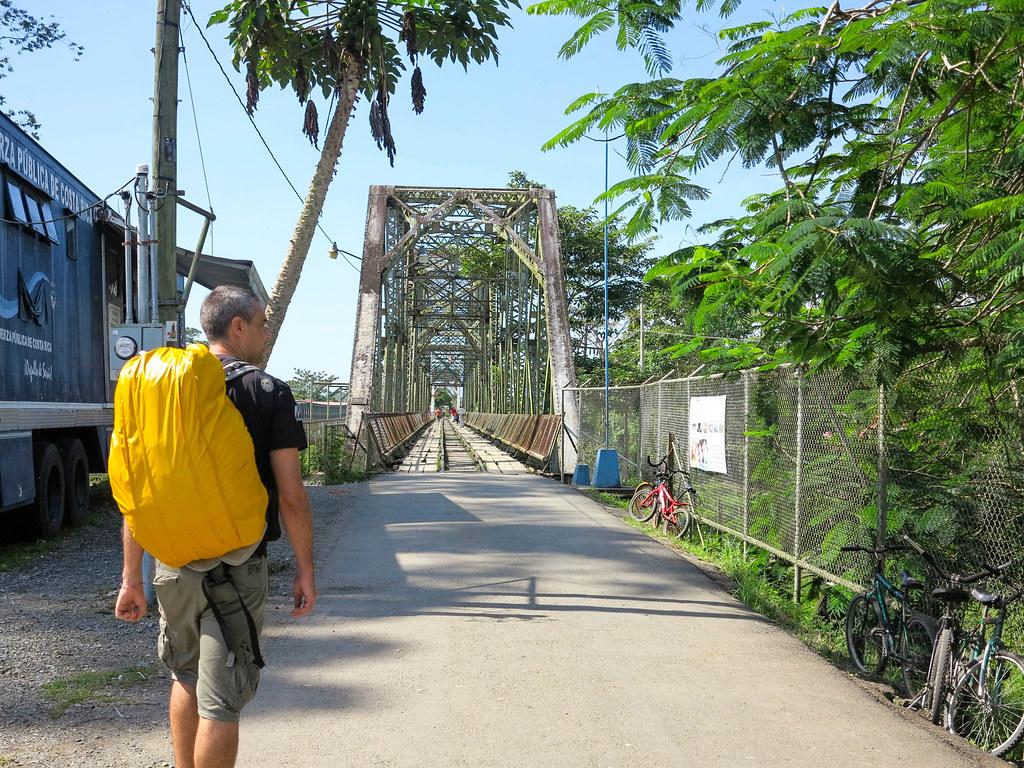 Frontera entre Costa Rica y Panama