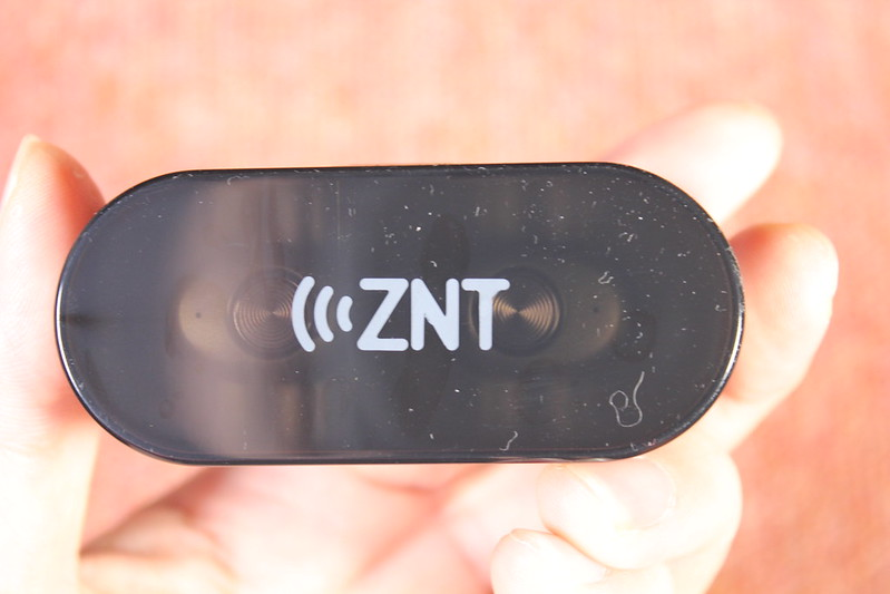 ZNT Air Fits 完全ワイヤレスイヤホン 開封レビュー (20)