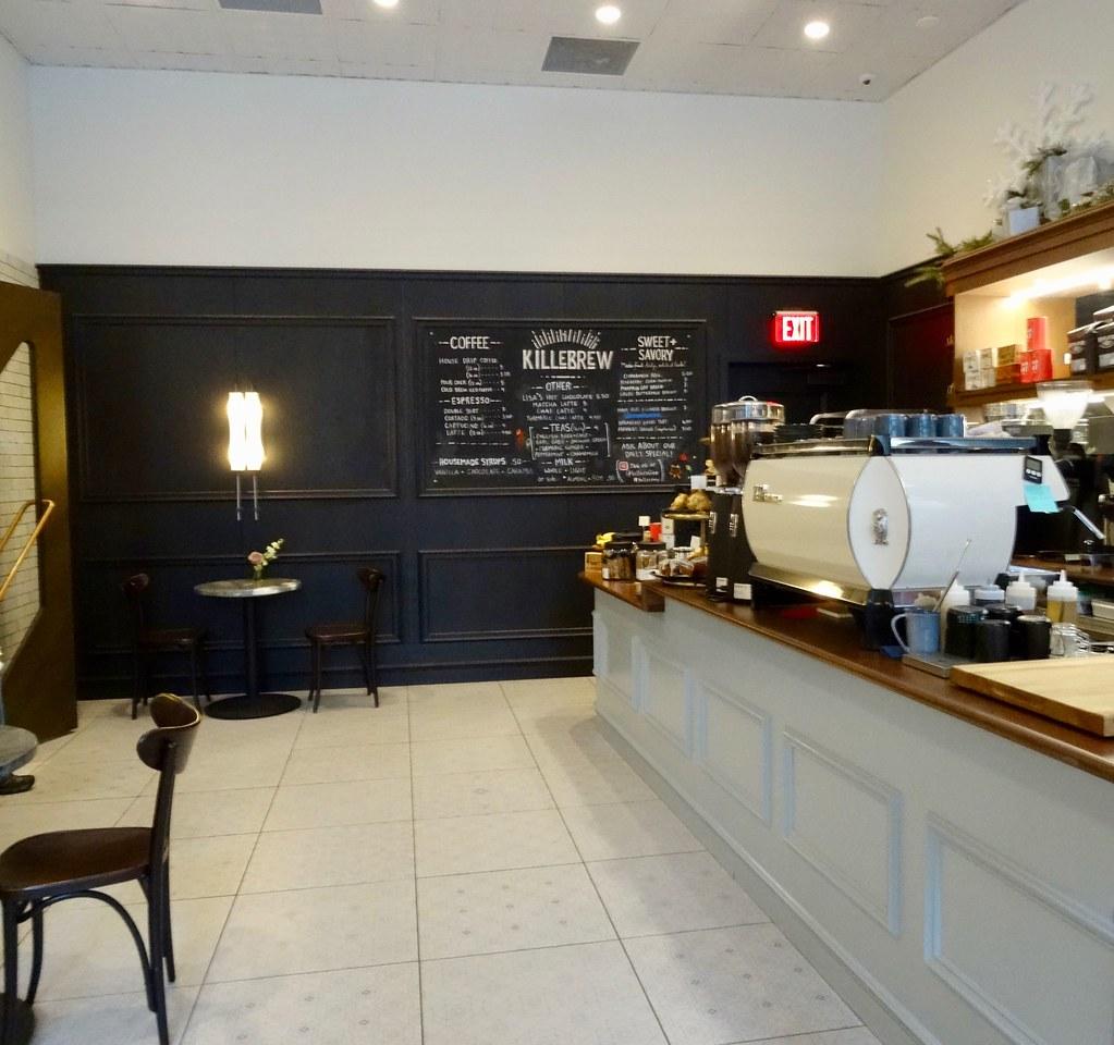 Killebrew Coffee at the Thompson Nashville