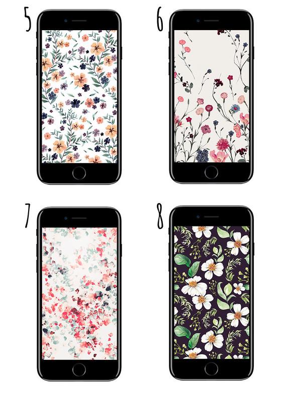 Wallpaper Blumen 2