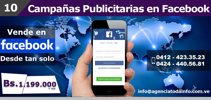 10 CAMPAÑA PUBLICITARIA FACEBOOK OTROS ESTADOS