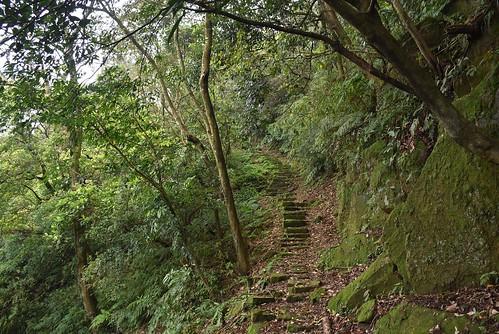 秀峰瀑布步道