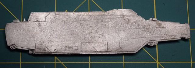 Viking Forge USS Stennis (Nimitz) CVN aircraft carrier miniature