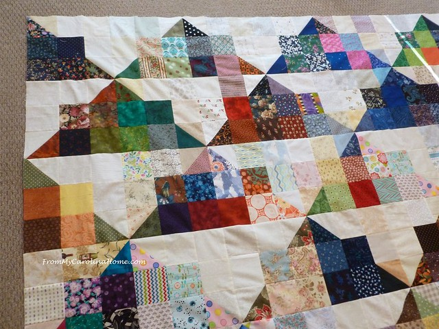 California Thomas Fire Quilts ~ From My Carolina Home