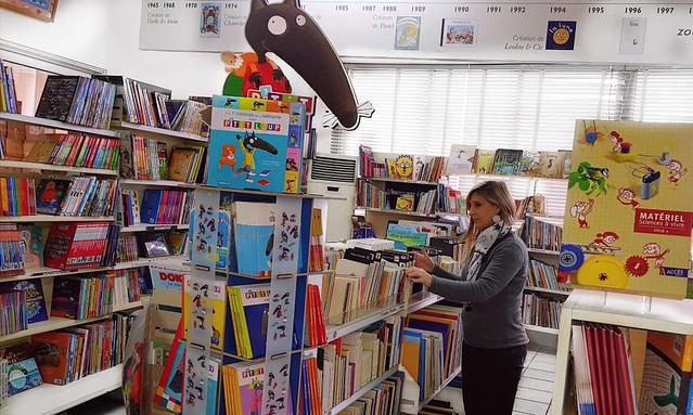 Librairie La Phénicie (Liban)