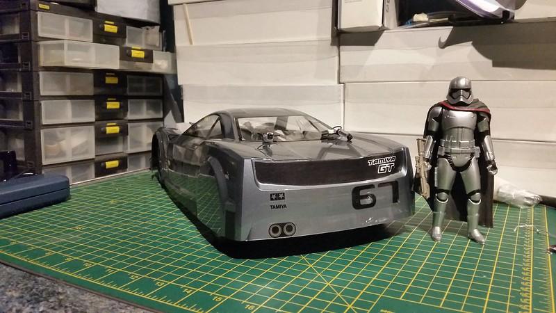 Captain Phasma's Tesla Pace Car and other 1/10 RCs 26473721288_20e900c833_c