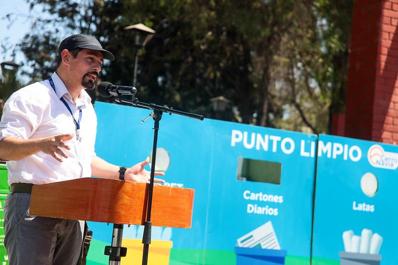 Inauguración del primer punto limpio comunal