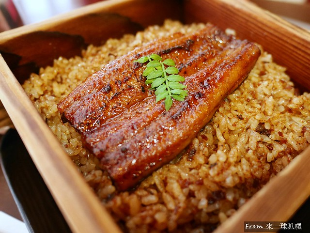 十二斷家鰻魚飯31